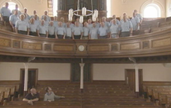 A Cart Across Wales : The Choir