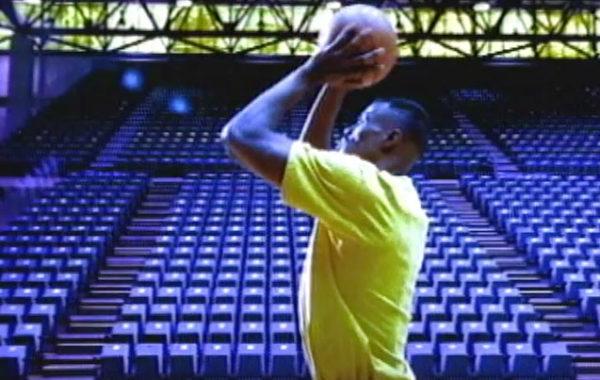 Nike – David Robinson